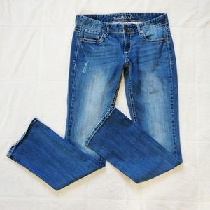 Maurices Original Straight Leg Jeans